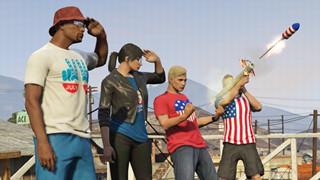 GTA Online: Bản cập nhật Independence Day mang đến nhiều thứ mới mẻ