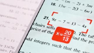 Maths Solver - Ứng dụng giải toàn được tìm nhiều nhất trong thời điểm hiện tại