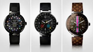 Đồng hồ thông minh của Louis Vuitton khiến Apple Watch có giá mềm hơn hẳn