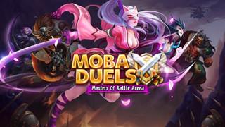 MOBA Duels - Masters Of Battle Arena: Game MOBA thẻ bài độc đáo trên Mobile