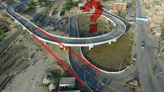 """Bức ảnh gây tranh cãi nhất: Cây cầu vượt """"ngáo"""" nhất thế giới hay xây dựng có tính toán?"""
