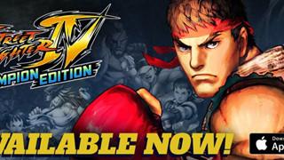 Street Fighter IV: Champion Edition chính thức ra mắt độc quyền trên iOS