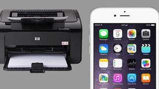 Cách in ảnh từ iPhone bằng máy in không cần cắm dây