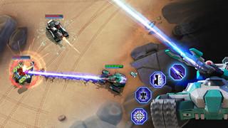 Panzer League - Game MOBA xe tăng độc đáo trên Mobile