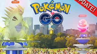 Pokemon Go chuẩn bị mở raid Legendary mừng sinh nhật 1 tuổi