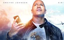 """Ngôi sao điện ảnh """"The Rock"""" hợp tác với Apple, ra mắt bộ phim với sự góp mặt của Siri"""