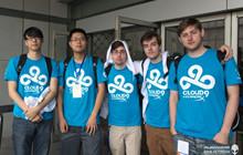DOTA 2: Team NP quay trở lại với màu áo Cloud9