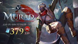 Liên Quân Mobile: Giá bán chính thức của Murad lại không quá đắt như dự đoán