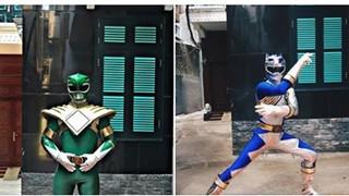 9X Lào Cai tự thiết kế trang phục siêu nhân vì quá thích