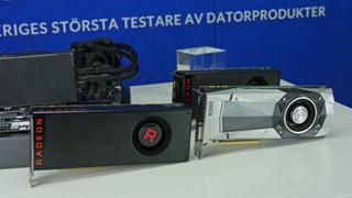 Rò rỉ benchmark RX Vega 56 và Vega 64 - nhanh hơn GTX 1080 Founder Edition