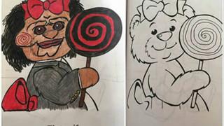 Loạt tranh vẽ khiến mọi trẻ em đều ước giá như mình không bao giờ phải lớn lên