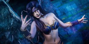 LMHT: Bộ ảnh cosplay thiên thần cánh đen Morgana ma mị hớp hồn game thủ