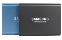 Samsung giới thiệu SSD Di động T5 sử dụng V-NAND 64 lớp