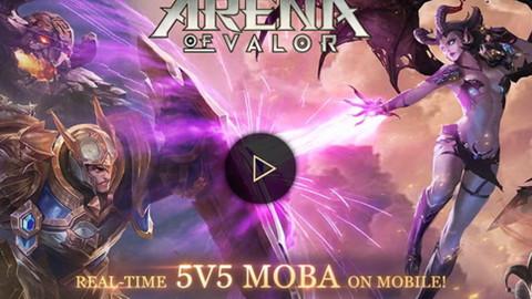 Bom tấn Liên Quân Mobile lan tỏa sang tận châu Âu với tên gọi mới Arena of Valor