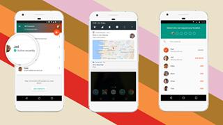 Contacts - Ứng dụng Google ra mắt cho các thiết bị Android