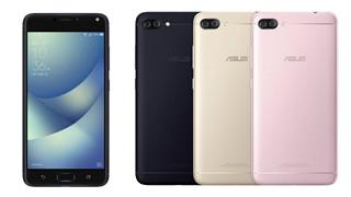 ASUS công bố 4 điện thoại Zenfone mới