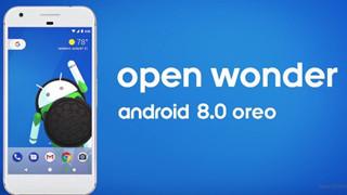 Android 8.0 chính thức lấy tên gọi Oreo