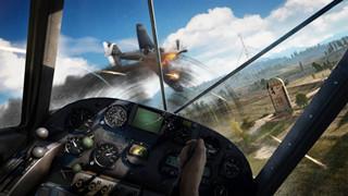 Far Cry 5: Video mới mang đến cái nhìn mở rộng về lối chơi