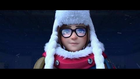 """Overwatch: Xem ngay phim ngắn """"Rise and Shine"""" hé lộ tiểu sử tăm tối của Mei"""
