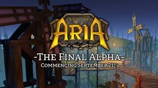 """Legends of Aria - """"Diablo phiên bản tự do"""" rục rịch thử nghiệm lần cuối"""