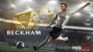 David Beckham sẽ có mặt trong Pro Evolution Soccer 2018