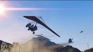 GTA Online: Trailer tiết lộ bản cập nhật Smuggler Run