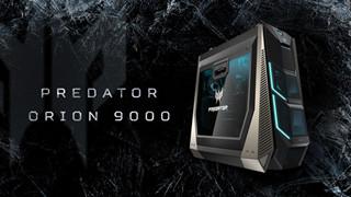 Acer ra mắt máy tính chơi game cấu hình khủng, chip Intel Core i9-7980XE 18 nhân, 4 card màn hình AMD Radeon Vega