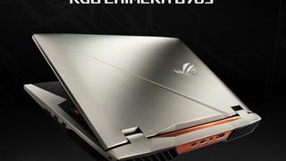 ASUS ra mắt ROG Chimera, laptop chơi game đầu tiên có màn hình 144Hz