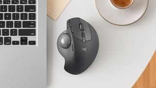 Logitech đem trackball trở lại với chuột thiết kế lạ MX Ergo