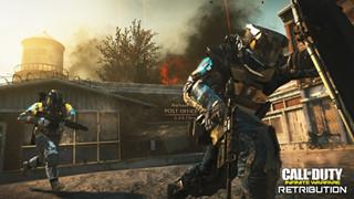 Call of Duty: Infinite Warfare tiết lộ bản DLC Retribution