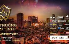 Cùng tham dự Đấu Trường Máy Tính mùa 2 - Sự kiện công nghệ lớn nhất tại Hà Nội ngay hôm nay