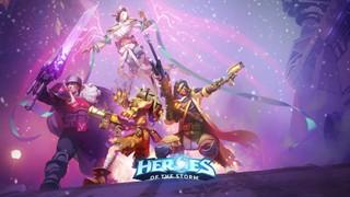 Heroes of the Storm: Ana và Junkrat của Overwatch sắp gia nhập