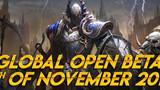 MU Legend sẽ chính thức bắt đầu Open Beta vào đầu tháng 11 này