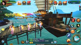 Xuân Thu Truyền Kỳ 3D - Game nhập vai tiên hiệp PK quy mô choáng ngợp đáng trải nghiệm