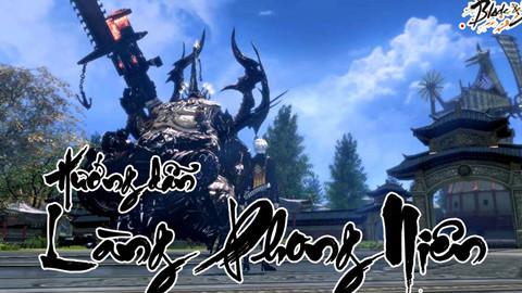 Blade & Soul: Hướng dẫn chuỗi nhiệm vụ Làng Phong Niên (Grand Harvest Square)