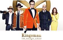 """""""Kingsman: The Golden Circle"""" - Hài hước nhưng quá lố và mất chất"""