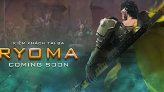 Liên Quân Mobile: Ryoma - Siêu chiến binh đường Kingkong chuẩn bị ra mắt vào cuối tuần này
