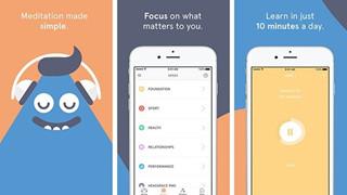 5 ứng dụng thư giãn giúp bạn vượt qua cơn căng thẳng một cách dễ dàng