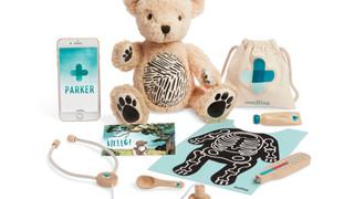 Xuất hiện chú gấu bông thực tế tăng cường tương tác với các thiết bị iOS