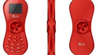 Xuất hiện chiếc điện thoại kiêm Fidget Spinner cực chất