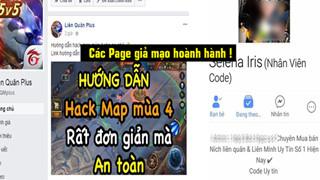 Liên Quân Mobile: Các page giả mạo fanpage chính thức nở rộ, người chơi bị lừa ngày càng nhiều