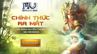 MU Online Web chính thức mở Closed Beta vào ngày mai 19/10