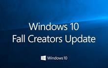 Windows 10 Fall Creators Update (Redstone 3) đã được phát hành, và đây là 3 cách để tải và cài đặt