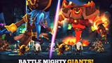 Giants War: Game thẻ tướng hấp dẫn của GAMEVIL chính thức Closed Beta