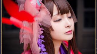 Cùng chiêm ngưỡng nét đẹp kì ảo từ cosplay nàng Kagura xinh đẹp trong Onmyoji