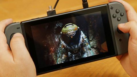 Doom phiên bản Nintendo Switch sẽ ra mắt chính thức vào tháng 11