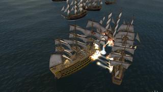 Uncharted Waters Online - Game thủy chiến bất ngờ được hồi sinh sau 6 năm