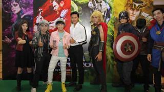 Họp báo ra mắt phim Thor: Ragnarok cùng Mai Tài Phến và Huỳnh Lập