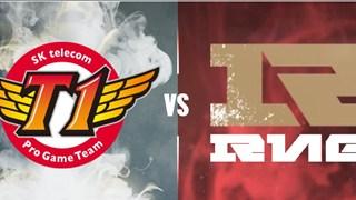 Lịch thi đấu và cập nhật kết quả trận bán kết giữa SKT vs RNG ngày 28/10/2017