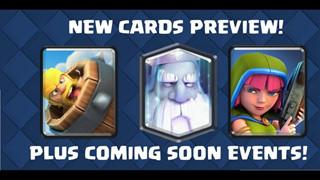 Clash Royale: Hé lộ 4 card mới - Ghost, Sneaky Archer, Magic Archer và Barbarian Barrel